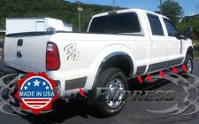 "1999-2010 Ford F-250/F-350/Super Duty Crew Cab Short Bed Rocker Panel Trim 8.75"""