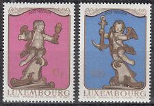 Luxembourg / Luxemburg 994-995** Architektur - Rokoko