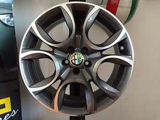 "Cerchi in lega Alfa Romeo 147 156 gt da 17"" Nuovi GTA Offerta Last Minute"