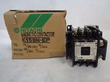 New Hitachi K15Bn-Ep Magnetic Contactor