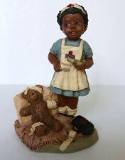 Vintage 1992 All God's Children Merci Figurine M. Holcombe #16
