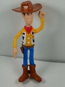"Disney Pixar Toy Story Woody 6"" McDonald's"