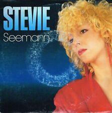 """45T 7"""": Stevie: seeman. CBS. A14"""