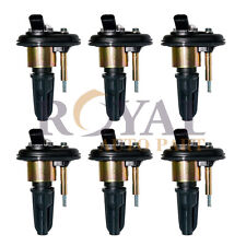 6 x Ignition Coil for 02 03 04 05 Chevy Trailblazer GMC Canyon Envoy H3 UF303