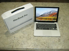"""Apple MacBook Pro A1278 13.3"""" Laptop - MD314LL/A (October, 2011) Core i7  750 GB"""