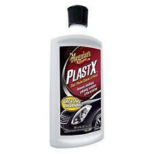 Meguiar's G12310 PlastX Clear Plastic Cleaner & Polish - 10 oz. NO SALES TAX