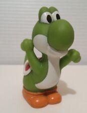 "NINTENDO SUPER MARIO BROS VIDEO GAME YOSHI CHARACTER VINYL FIGURE 3.25"" 1997"