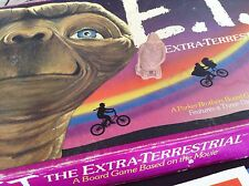 E.T. Vintage Board Game Parker Brothers 1982 Inc 3D Spaceship Movie Book Retro