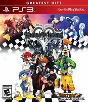 Kingdom Hearts HD 1.5 ReMIX ( Sony PlayStation 3 / PS3 )