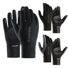 Motorcycle Winter Thermal Windproof Gloves Motorbike Sports Biker Riding Racing