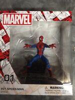 Hand Painted Schleich Marvel Comics Spiderman Statue