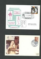 SPORTS GREAT BRITAIN Album Page Lot #60 - TENNIS - SEE SCAN - $$$