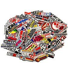 TOOL BOX, LAPTOP, ATV, DIRTBIKE, FUN STICKER PACK BOMB Cars, signs, gamers,rock