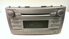 Original 2007-2011 Toyota Camry AM FM Radio CD MP3  WMA  Spieler 86120-06480