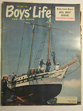 BOYS LIFE MAGAZINE May 1958 Writing Contest Winners, All Boy Issue VINTAGE