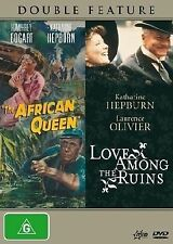 The African Queen  / Love Among The Ruins (DVD) - New and Sealed - RARE!