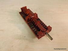 MIELE H 830 Commutateur de fonctions Interrupteur du Four 16 CH / 65 TNR :