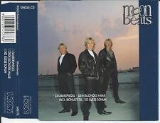 MOONBEATS - Zauberspiegel CD SINGLE 3TR 1990 GERMANY RARE!!