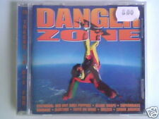 CD DANGER ZONE RED HOT CHILI PEPPERS GARBAGE CULT DIG