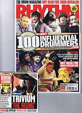 CLINIC GOD / ELBOW / TRIVIUMRhythm + CD No.160February2009