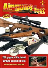 CLARK ARCHANT AIR RIFLE HUNTING BOOK AIRGUNS ON TEST paperback BARGAIN new