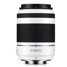 Samsung NX 50-200mm F4-5.6 ED OIS III For NX300M NX500 NX1 -White (White Box)