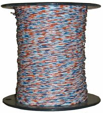 Cross Connect Telephone Wire Cable -  2 Pair (4C) - 24 AWG Copper - 1000ft