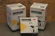 DOW Froth-Pak 620 BFT Professional Do It Yourself Complete 30' Kit
