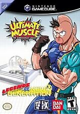 Ultimate Muscle: Legends vs. New Generation (Nintendo GameCube, 2003)