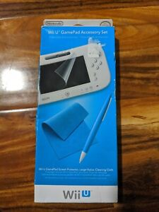 New damaged box Official Nintendo Wii U Gamepad ACCESSORY OEM  WUP-A-AS04-USZ