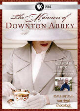 The Manners of Downton Abbey, NEW, Sealed, (DVD, 2015), Fast, 1st Class Shipping