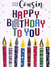 Happy Birthday ~ Cousin~ 🎂 ~ Simon Elvin ~ Free P&P