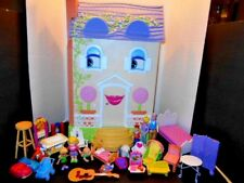 Learning Curve Caring Corners Mrs Goodbee Interactive Talking Doll House + Acces