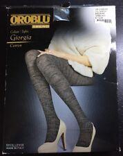 OROBLU Trend Collant / Tights Giorgia Baumwolle Strumpfhose M *neu* 🌱🐀🐾