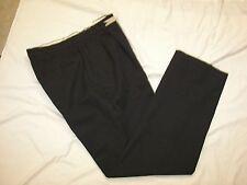 Men's Red Kap Black  Pants - 38 x 34