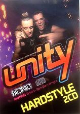 UNITY HARDSTYLE - UBERDRUCK CALLY & JUICE - 2X CD PACK BIONIC HARDTRANCE RAVE DJ