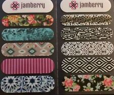 Jamberry Nail Wraps Sample Accent Sheet Fall/Winter 2015 Retired Designs