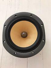 "B&W Bowers & Wilkins DM602 S3 DM604 S3 Bass Driver P/N ZZ12882 7"""