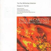 PAUL MCCARTNEY COLLECTION - FLOWERS IN THE DIRT CD Jewel Case+GIFT Beatles Wings