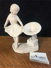 RARE The Austin Family Collection David Fisher Sculpture PRACTICE MAKES PERFECT