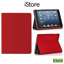 Targus iStore iPad 3 & 4 Cover Case(Slim Folio)RED!Multiview Stand!NEW!FreeSHIP!
