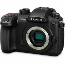 Panasonic LUMIX DC-GH5S Mirrorless MFT Digital Camera Body Only DC-GH5SK