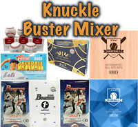 """Knuckle Buster"" Bowman Topps Tier One Sapphire Baseball Mixer 8-Box Break"
