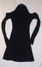 nastygal cold shoulders dress XS