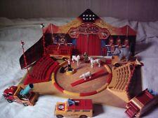 Les Cirques Jean Richard (Circus Zirkus)