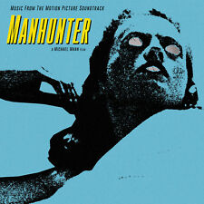 "MANHUNTER ""soundtrack"" (2xLP) (180 gram colored vinyl) (Waxwork)"