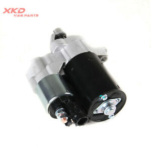 Engine Ignition Starter Motor Fit For Audi A4 A5 S5 A6 Q5 1.8T 2.0T CAE CDN CJEB