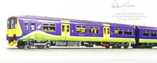 Bachmann 32-925K - Class 150 DMU, 150123 Silverlink - Collectors Club - New.(00)