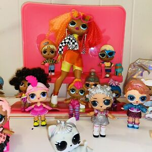 lol surprise doll lot used