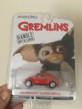 GREENLIGHT HOLLYWOOD GREMLINS VOLKSWAGEN BEETLE NEW SEALED 1:64 SCALE